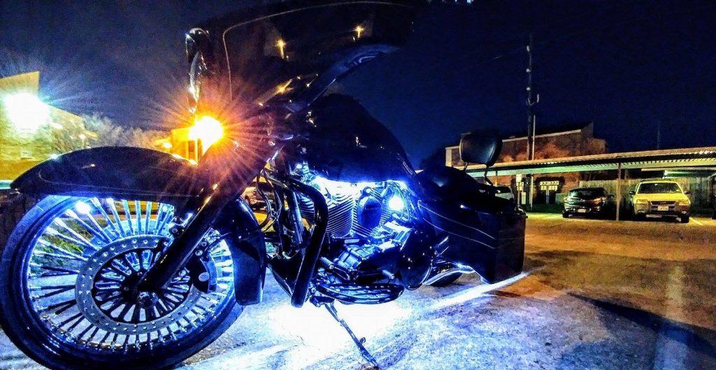 Motorcycle Bike and Blog