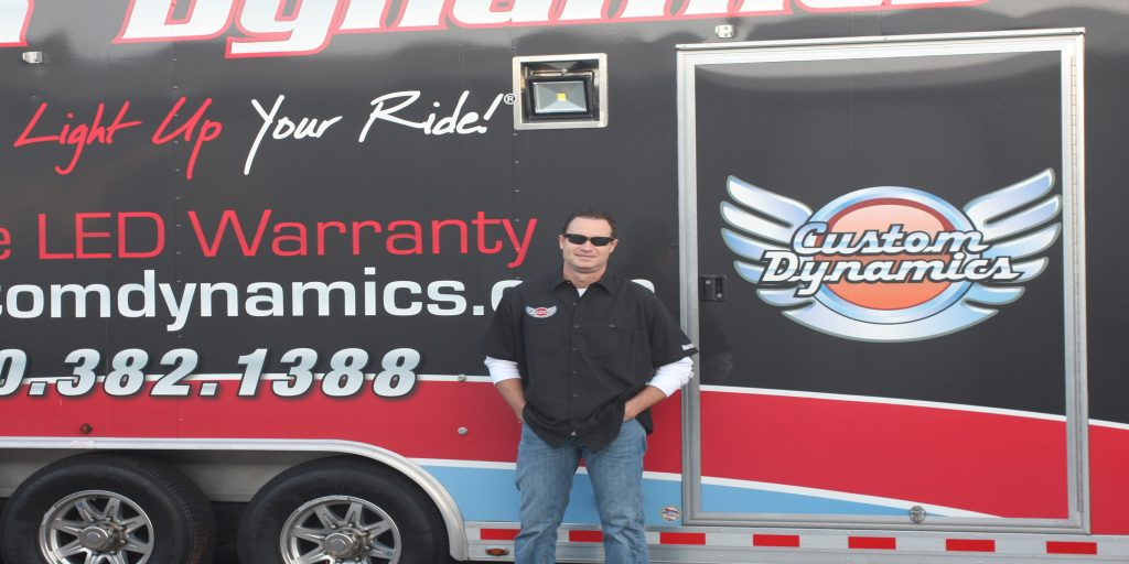 Dave Pribula: Owner, Founder and Motorcycle enthusiast