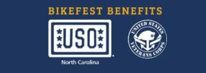 Proceeds benefited both the USO-NC and US Veterans Corps!