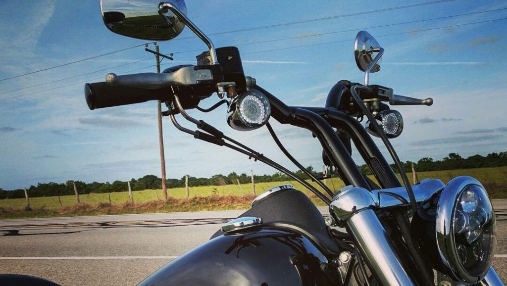 Dynamic Ringz™: LED Motorcycle Turn Signal Lights