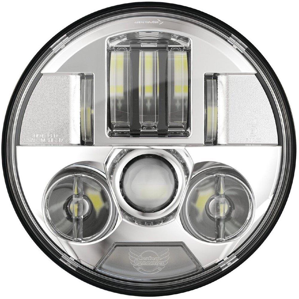 ProBEAM® Headlamp (Chrome)