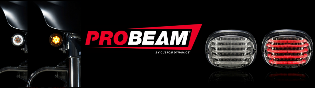 ProBEAM® LED Motorcycle Lighting Unveiled