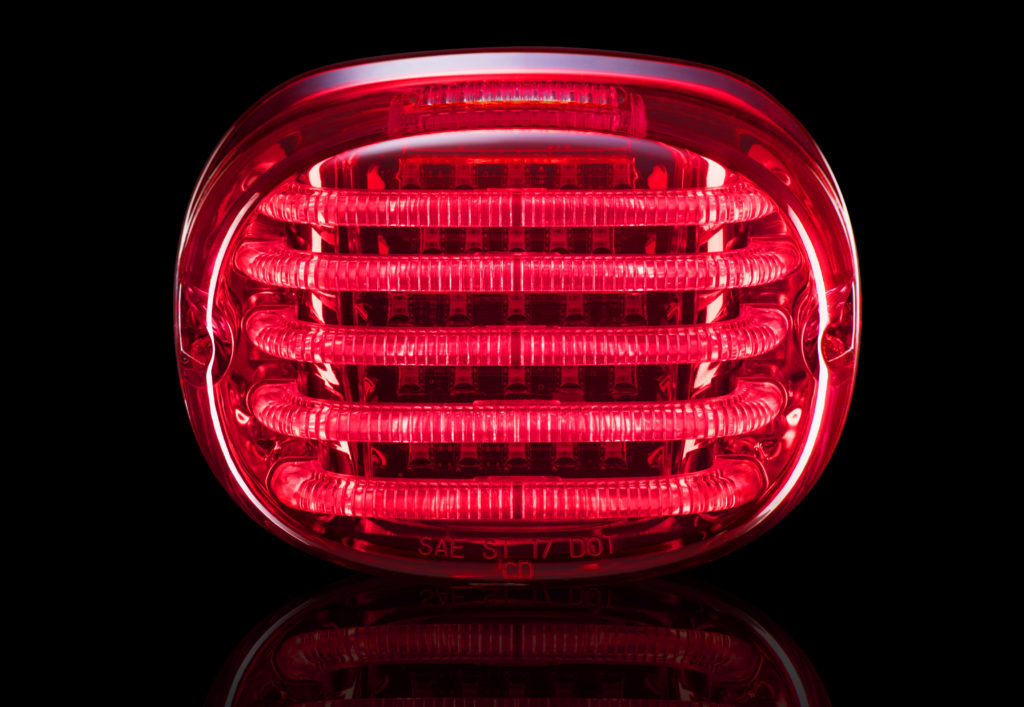ProBEAM® Taillights are DOT Compliant Motorcycle LED Lighting options