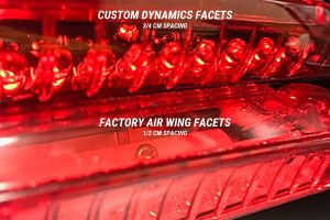Factory Air Wing Facets and Custom Dynamics Air Wing Facets