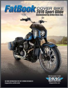 2021 FatBook™ Cover Bike